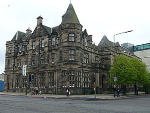 Leith Walk - McDonald Road Library