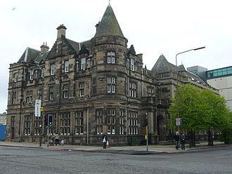 Leith Walk - McDonald Road Library