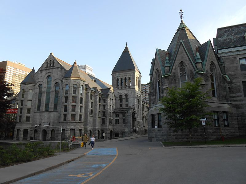 What about McGill University?