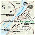 McLoughlin House map 2003.jpg