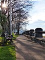 McLoughlin Promenade and bench - Oregon City Oregon.jpg