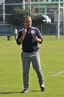 Mehmet Özdilek Turkish footballer