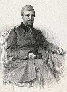 Mehmed Emin Âli Pasha