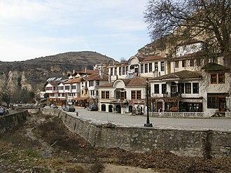 Melnik, Bulgaria - Image: Melnik Klearchos 1