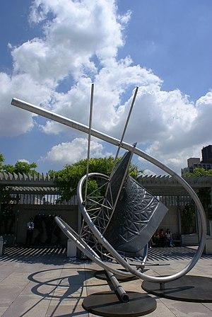 Frank Stella - Stella's Memantra, 2005, Metropolitan Museum of Art