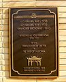 Memorial plaque to You Chung Hong, California lawyer, 2012.jpg