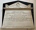 Memorial to James Carey in Town Church, Guernsey.jpg