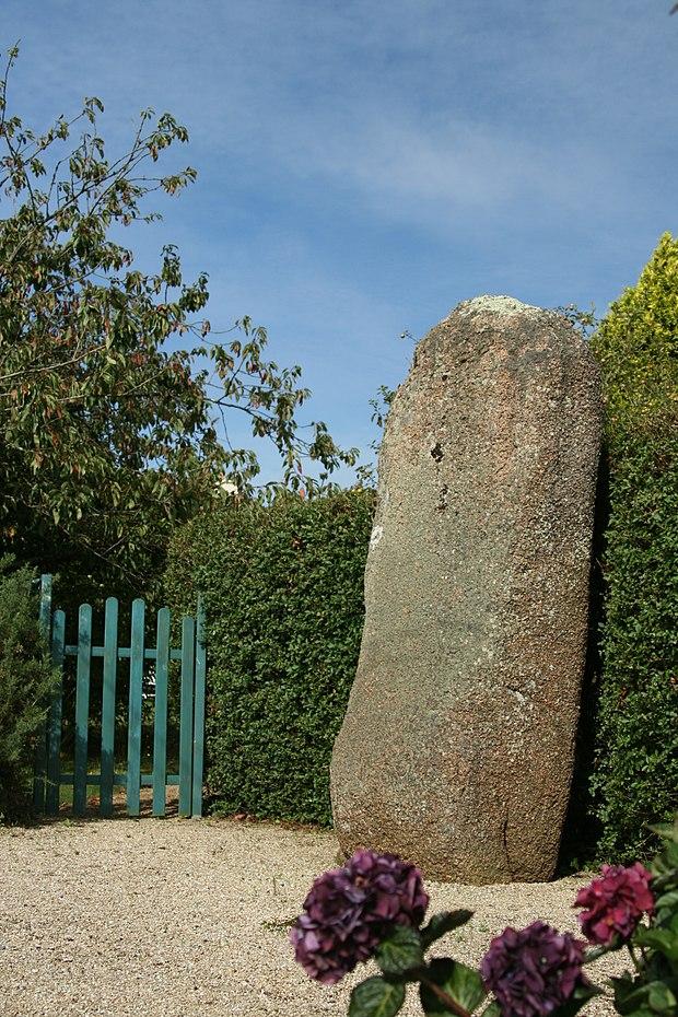 Monument historique à Trégastel