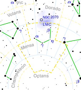 Mensa constellation map.png