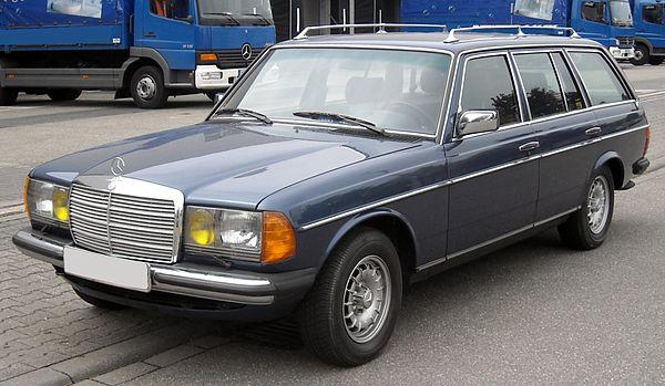 Mercedes Benz W123 Wikiwand