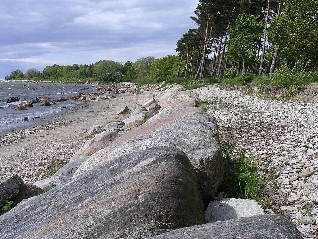 Plage de Merivälja rand à Tallin - Photo de Aulo Aasmaa.