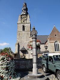 Mespelare Sint-Aldegondekerk 4.JPG