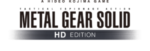 Immagine Metal Gear Solid HD Collection Logo.png.