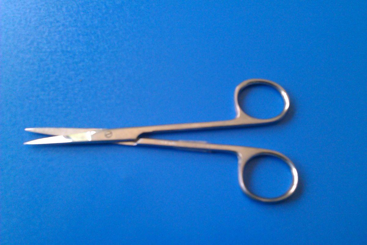 Metzenbaum scissors - Wikipedia
