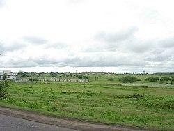 Mhow-kantonmentareo en Malwa