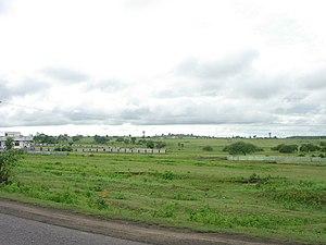 Malwa - Mhow cantonment area in Malwa