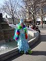 Mi-Carême au Carnaval de Paris 2009 - P1040040.JPG