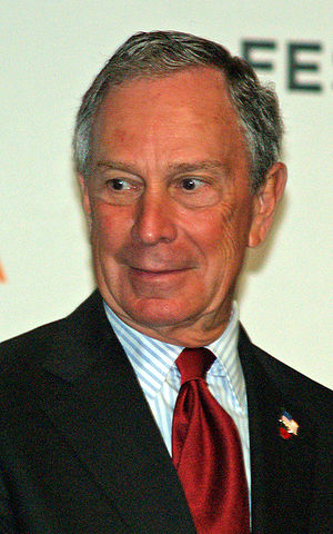 Mayoralty of Michael Bloomberg - Image: Michael Bloomberg 2 by David Shankbone