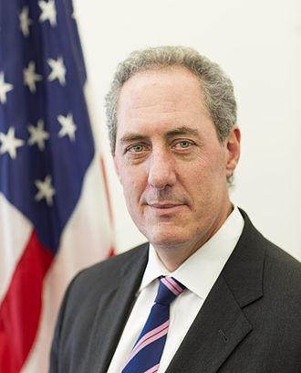 Michael Froman - Image: Michael Froman official portrait
