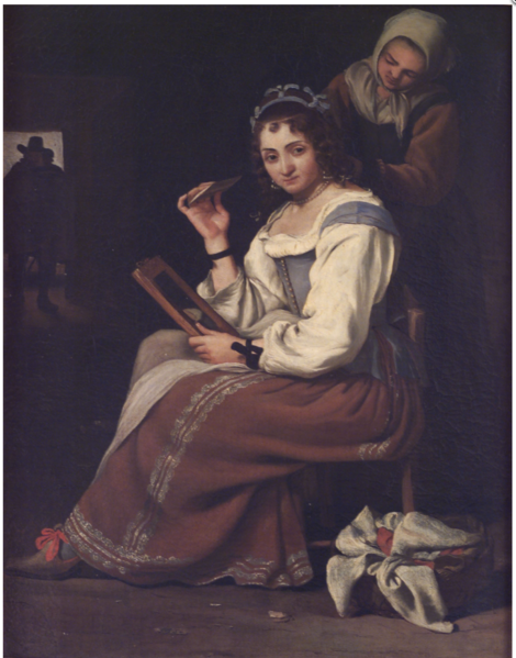 File:Michael Sweerts - The grooming.tiff