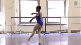 Michaela DePrince Sierra Leonean-American ballet dancer