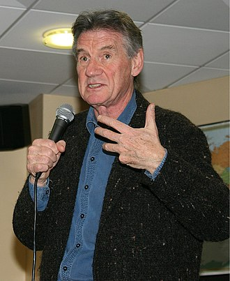 Michael Palin - Michael Palin, Nightingale House, November 2010