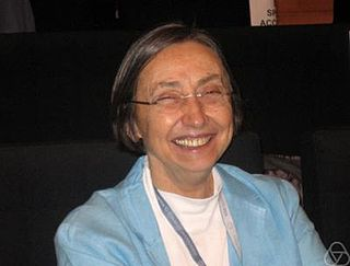 Michèle Vergne French mathematician