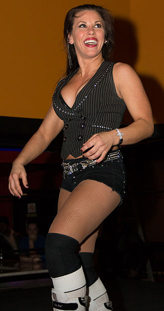 Mickie James - James in February 2014