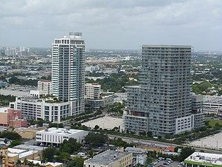 Midtown Miami A neighborhood in Miami, Florida