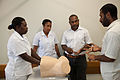 Midwives training at Pacific Adventist University PAU, outskirts of Port Moresby, PNG. (10702413575).jpg