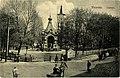 Miensk, Novaje Miesta, Kaplica. Менск, Новае Места, Капліца (1908).jpg