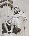 Miguel de Cervantes - Monumento a Miguel de Cervantes.jpg