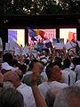 Mihail Neamţu & Noua Republică, protest Piaţa Revoluţiei 26-7-12.jpg