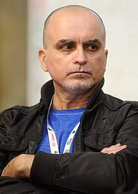 Mike Deodato - Lucca Comics & Games 2014.JPG