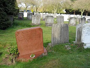 Mike Taylor (musician) - Mike Taylor is buried in Sutton Road Cemetery, Southend on Sea.