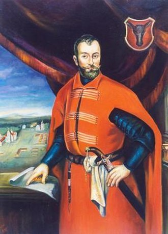 Rzeszów - Nobleman Mikołaj Spytek Ligęza greatly contributed to the city's importance