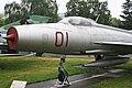 Mikoyan MiG-21F Fishbed-B 01 red (8460004429).jpg