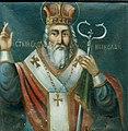 Mikulas Nicolaus procesiova ikona Litmanova 18 storocie foto z r 1996.jpg