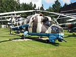 Mil Mi-24 at Central Air Force Museum pic3.JPG