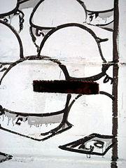 Milano - Graffiti al Conchetta - Foto Giovanni Dall'Orto, 8-June-2008 2.jpg