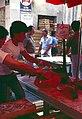 Milazzo-110-Fischmarkt-Zerlegen des Fischs-1986-gje.jpg