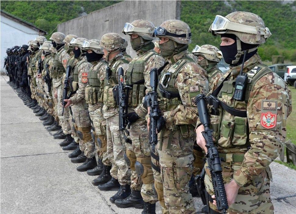 Military Montenegro 33
