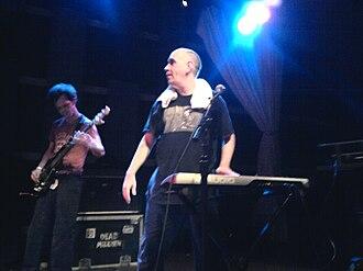 The Dead Milkmen - The reunited Dead Milkmen perform in Philadelphia in 2010