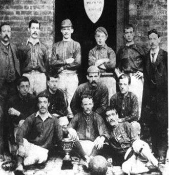 Millwall F.C. - Lindsay