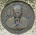 Mindszenty plaque Budapest.JPG