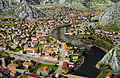 Miniature maquette of Amasya 02.jpg