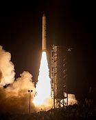 Minotaur V - LADEE launch