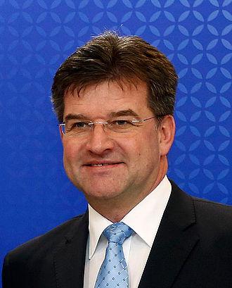 Slovak presidential election, 2019 - Image: Miroslav Lajcak 2014 (11981540724)