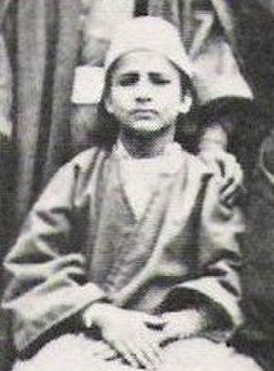 Bahá'u'lláh's family - Díyá'u'lláh