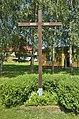 Misijní kříž na návsi, Benešov, okres Blansko (02).jpg